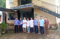 VKSND tỉnh Hà Tĩnh hỗ trợ xây dựng nông thôn mới và tặng nhà tình nghĩa