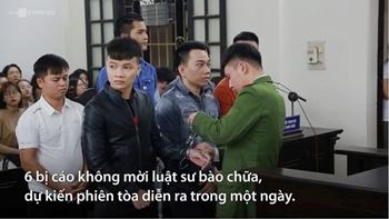 Diễn biến phiên tòa xét xử Khá 'Bảnh'