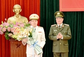 Bộ Công an công bố quyết định bổ nhiệm lãnh đạo Công an 4 tỉnh