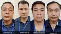 NÓNG Phê chuẩn khởi tố 4 sếp ăn bẩn Dự án cao tốc Đà Nẵng - Quảng Ngãi
