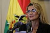 Tổng thống tự xưng Bolivia phủ nhận đảo chính và muốn bầu cử sớm