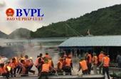 Diễn biến mới vụ người dân ném bom xăng phản đối cưỡng chế ở Vân Đồn