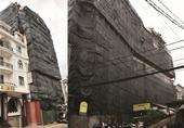 Khách sạn giữa trung tâm Đà Lạt ngang nhiên xây vượt nhiều tầng
