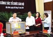 Bắc Ninh sẽ có nữ Chủ tịch UBND
