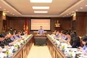 Ban Chấp hành Đảng bộ VKSND tối cao triển khai nhiều nội dung quan trọng