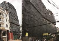 Đề xuất cưỡng chế khách sạn xây vượt nhiều tầng giữa trung tâm Đà Lạt