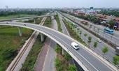Phân luồng giao thông phục vụ sửa chữa đường gom cao tốc Hà Nội- Hải Phòng