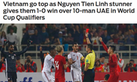 """Báo châu Á """"Đội tuyển Việt Nam đã khiến UAE choáng váng"""""""