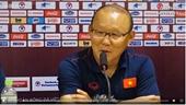 Ông Park nhận định về địch thủ Thái Lan