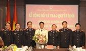 Bổ nhiệm chức vụ trưởng phòng thuộc Vụ 8, VKSND tối cao