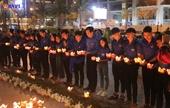 1 000 đoàn viên thanh niên tưởng niệm nạn nhân tử vong do tai nạn giao thông năm 2019