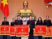 2 tập thể, 4 cá nhân thuộc Báo Bảo vệ pháp luật được Viện trưởng VKSND tối cao tặng Bằng khen