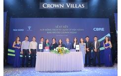 Crown Villas Thái Nguyên Chính thức bàn giao căn hộ Tiểu khu Iris và ra mắt biệt thự siêu Vip