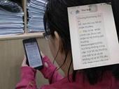Nhận tin nhắn trúng thưởng, 1 phụ nữ Thanh Hoá bị lừa hàng trăm triệu đồng