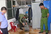 NÓNG Công an Hà Tĩnh khởi tố bị can về tội tổ chức, môi giới người khác trốn đi nước ngoài
