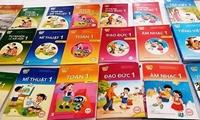 Bộ GD ĐT công bố bộ sách giáo khoa lớp 1 mới