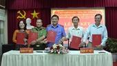 VKSND TP Cần Thơ và 4 đơn vị ký kết Quy chế phối hợp giải quyết án xâm hại trẻ em