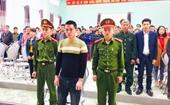 Xét xử lưu động đối tượng sang Lào mua ma túy, vận chuyển gỗ lậu về Việt Nam