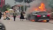 Phó Thủ tướng gửi thư khen Trung tá CSGT xả thân cứu người vụ xe Mercedes gây tai nạn