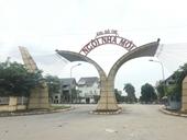 """Thanh tra Chính phủ """"gọi tên"""" 9 dự án vi phạm của Cty Lã Vọng"""