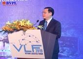 Hơn 1 000 đại biểu tham dự diễn đàn về ngành dịch vụ Logistics