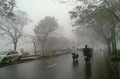 Đón đợt không khí lạnh mới, miền Bắc trời trở lạnh kèm mưa dông