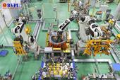 THACO gia tăng tỷ lệ nội địa hóa, xuất khẩu ô tô và linh kiện