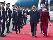 Thủ tướng tham dự Hội nghị cấp cao kỷ niệm 30 năm Quan hệ đối thoại ASEAN - Hàn Quốc