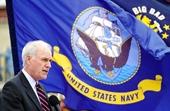 Người đứng đầu Hải Quân Mỹ bị sa thải do mâu thuẫn với Nhà Trắng