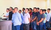 Xét xử đường dây tín dụng đen xuyên quốc gia ở Thanh Hóa