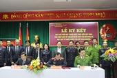 VKS-CA-TAND tỉnh Quảng Bình ký quy chế phối hợp về trả hồ sơ điều tra bổ sung