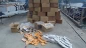 Bắt vụ buôn lậu 29 000 bao thuốc lá Phát hiện thủ đoạn tinh vi của đối tượng buôn lậu
