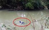 Điều tra vụ xác chết người đàn ông trôi sông