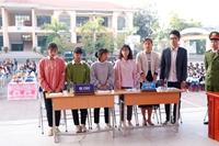 """Điện Biên tổ chức """"Phiên tòa giả định"""" về phòng chống bạo lực học đường"""