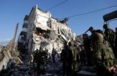 Động đất kinh hoàng ở Albania, hơn 20 người thiệt mạng