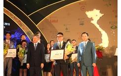 """Tập đoàn Novaland được vinh danh """"Top 10 Doanh nghiệp bền vững 2019"""""""
