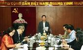 Triển khai các hoạt động kỷ niệm 90 năm Ngày thành lập Đảng Cộng sản Việt Nam