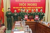 Bổ nhiệm Phó Chủ nhiệm Chính trị Bộ đội Biên phòng Việt Nam