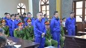 Xử phúc thẩm vụ án đền bù Thủy điện Sơn La Bi hài lời ngụy biện của các bị cáo