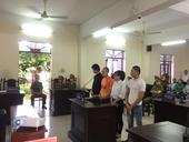 Xét xử nhóm nhân viên Công ty địa ốc Alibaba