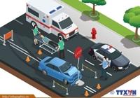 6 975 người chết vì tai nạn giao thông trong 11 tháng năm 2019