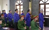 Xử phúc thẩm sai phạm đền bù tái định cư Thủy điện Sơn La Kêu oan của các bị cáo không có căn cứ