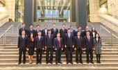 Đồng chí Lê Minh Trí tiếp Đoàn đại biểu VKSND tối cao Trung Quốc