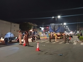 Xe tải cán chết nam thanh niên 19 tuổi trên Quốc lộ 13
