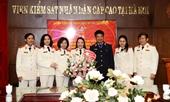 Bổ nhiệm lãnh đạo Viện nghiệp vụ và cấp phòng thuộc VKSND cấp cao tại Hà Nội