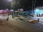 4 xe máy tông nhau liên hoàn trong đêm, 2 người chết, 3 người nguy kịch