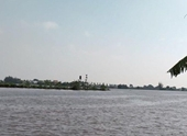Nghe tiếng kêu cứu nhưng không tìm thấy người vụ đắm tàu trên sông Luộc
