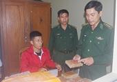 Điều tra nguồn gốc 25 bánh heroin trôi dạt vào bờ biển Quảng Nam