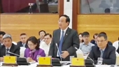 Phó Chủ tịch Hà Nội  Trợ giá nước sông Đuống đúng quy định pháp luật