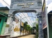 Vi phạm trật tự xây dựng Gia Trang quán – Tràm Chim Resort Chỉ 4 cán bộ bị kỷ luât